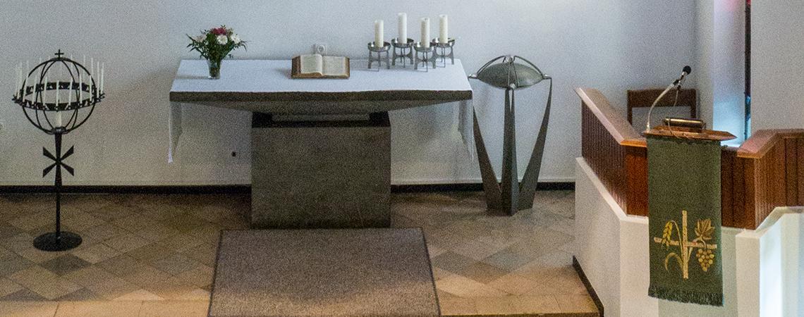 Taufen, Trauungen und Trauerfeiern können wieder stattfinden